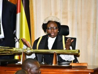 Speaker Kadaga blames religious leaders for delaying Marriage Law