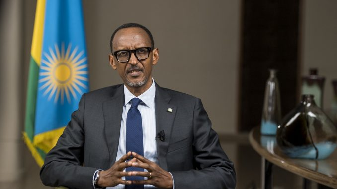I am not about to tell Rwandans to go to Uganda - Paul Kagame