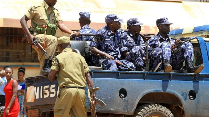 226 suspects arrested in Kampala on New Year's Day
