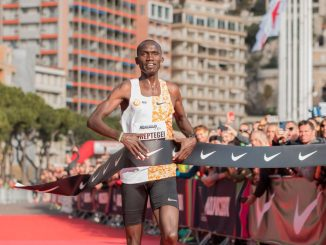 Uganda's Joshua Cheptegei breaks 5km world record at Monaco Run 2020