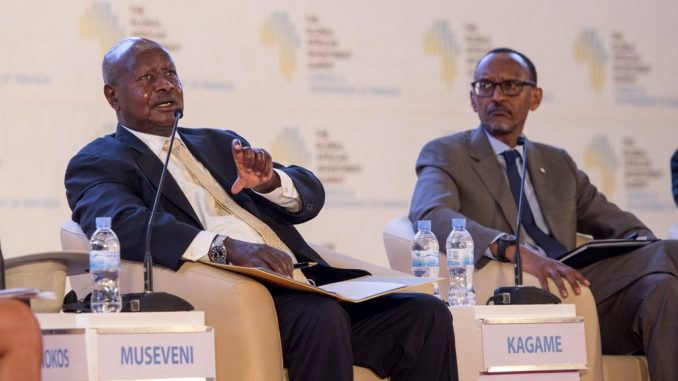 Katuna no man's land declared no-go zone ahead of Museveni, Kagame meeting