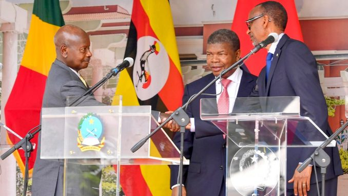 Museveni, Kagame expected back in Angola for talks to resolve Uganda-Rwanda tensions