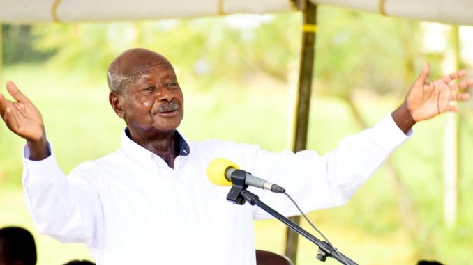 Museveni not worried about Kenya's 'ban' on Uganda's milk products