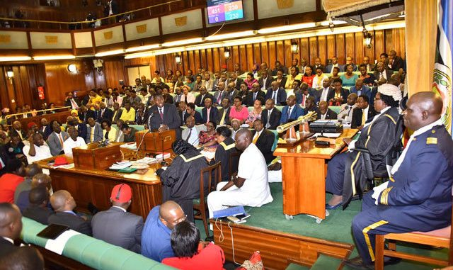 Ugandan MPs want glass screen, Live TV for strangers in Parliament