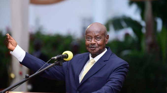 President Museveni advises people in Rwenzori to 'Wake Up'
