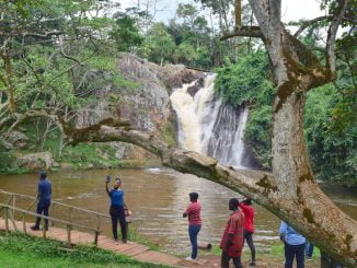 Witchcraft practices discouraging tourists from Ssezibwa Falls