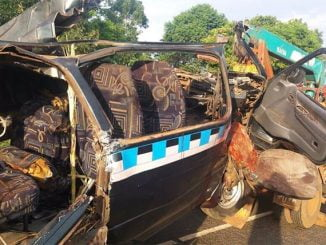 15 killed, 2 seriously injured in Mayuge road accident