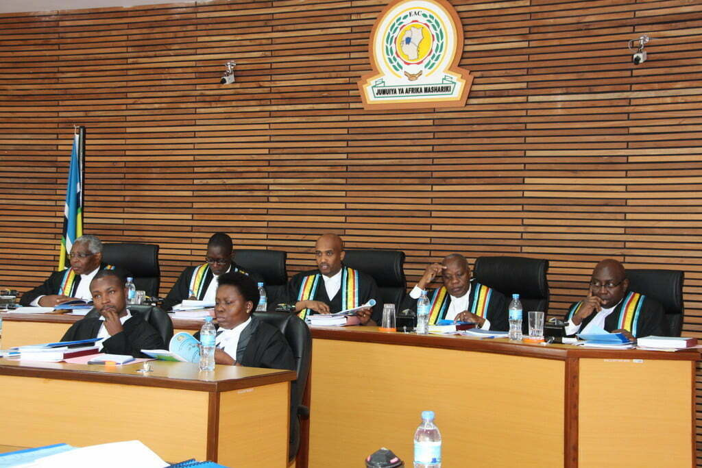 The East African Court of Justice