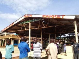 KCCA reopens four more markets at Kalerwe