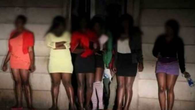 Gulu leaders bow to food demands by commercial sex workers