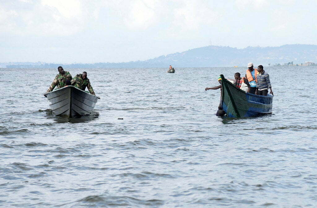Increase in Lake Victoria water levels