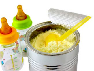 Infant-formula-Breast-milk-substitute