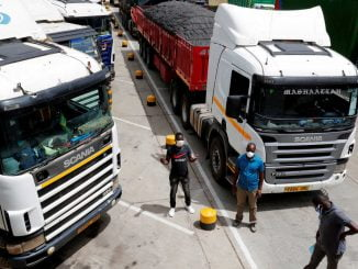 Kenya phasing out cross-border cargo trucks, regional transit cargo to move by SGR, water