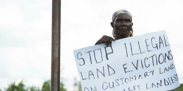 Land Evictions in Uganda