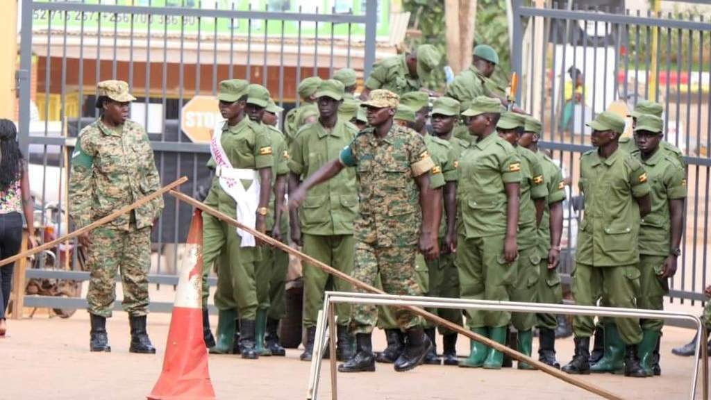 MPs demand explanation on non-payment of security officers