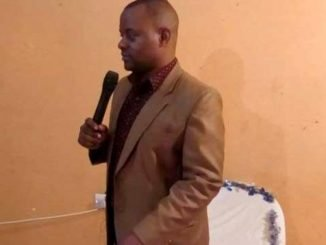 Pastor Emmanuel Bwambale, the founder of Synagogue Church of All Nations