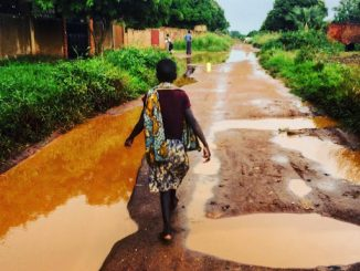 Poor state of roads frustrates COVID-19 response in Gulu