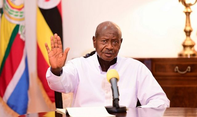 President Museveni COVID-19 new measures