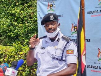Senior Superintendent of Police – SSP Norman Musinga