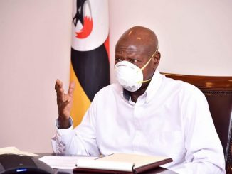 Uganda to provide free face masks