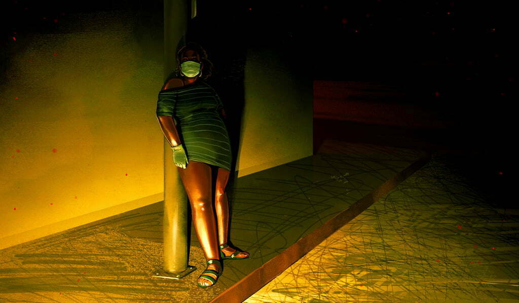 sex workers in Uganda amid COVID-19 pandemic
