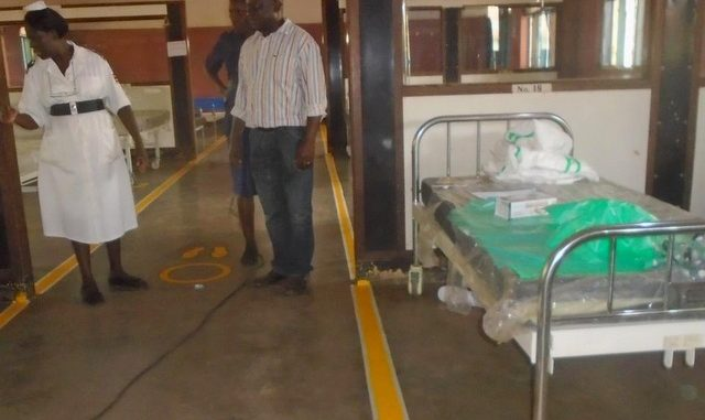 COVID-19 positive patient escapes from Moroto Hospital