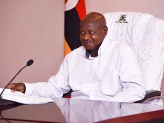President Museveni's full 2020 Martyrs Day speech