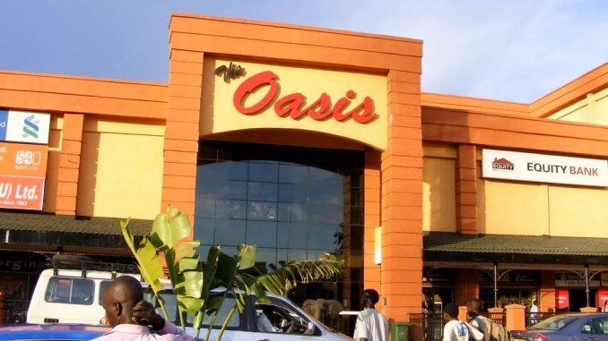 Oasis Mall Kampala