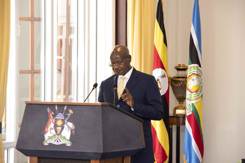 President Museveni's full State of the Nation Address 2020
