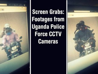 Ugandan security hunt for criminals targeting gov't vehicles with petrol bombs