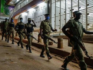 UGANDA-HEALTH-VIRUS-SECURITY-CURFEW