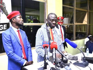 United Forces of Change, Bobi Wine and Kizza Besigye alliance