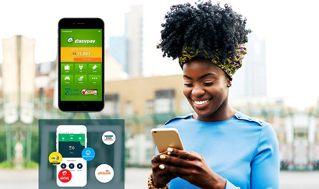 Download Easypay app now