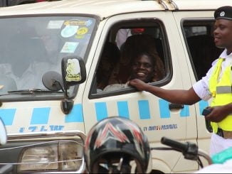 Entebbe municipal council will start online registration of taxi operators