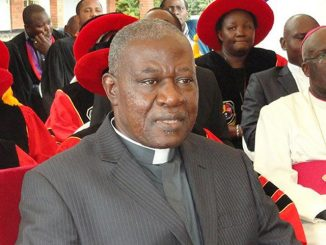 Rev Fr Ronald Okello
