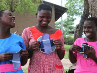 Sanitary Pads for School going girls