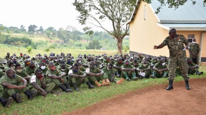 The Local Defence Units (LDUs) have kicked off a refresher course