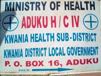 Aduku Health Center IV