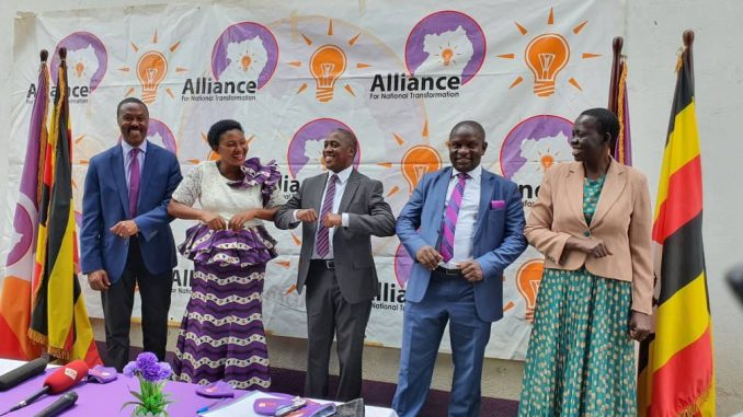 Alliance for National Transformation-ANT