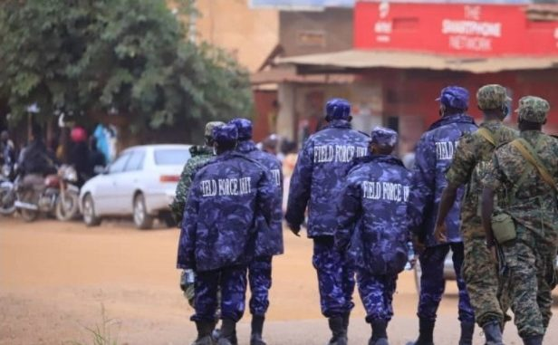 Heavy security deployment in Sembabule