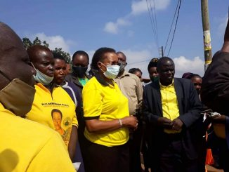 Minister of Lands Beti Kamya wins Lubaga north NRM Primaries
