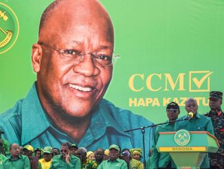 John Pombe Magufuli wins elections