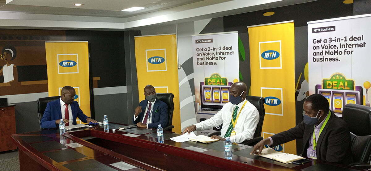 MTN Uganda unveils 3-in-1 business solution for enterprise customers