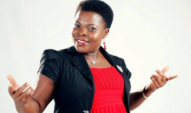 Agnes Nandutu, a renowned former NTV Uganda presenter