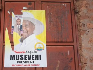 Museveni-poster-pinned-on-another-poster