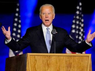 President-elect Joe Biden speech