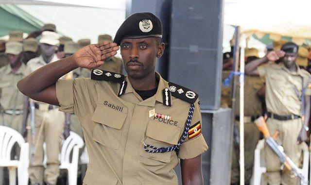Maj Gen. Sabiiti Muzeyi.