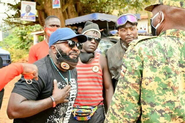 Eddie Mutwe remanded over assaulting police officers