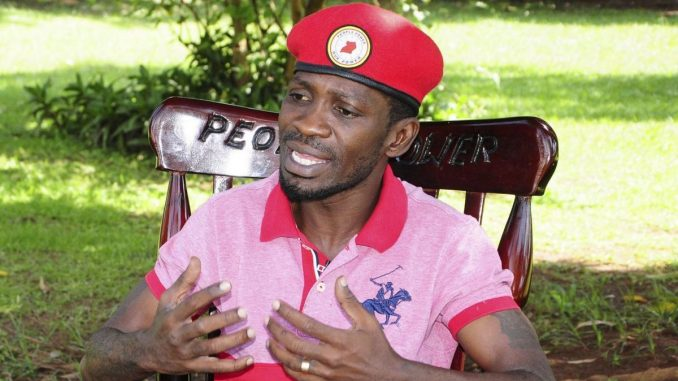 Robert Kyagulanyi alias Bobi Wine