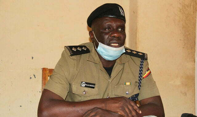 Four police officers arrested over shooting boda boda rider dead in Jinja